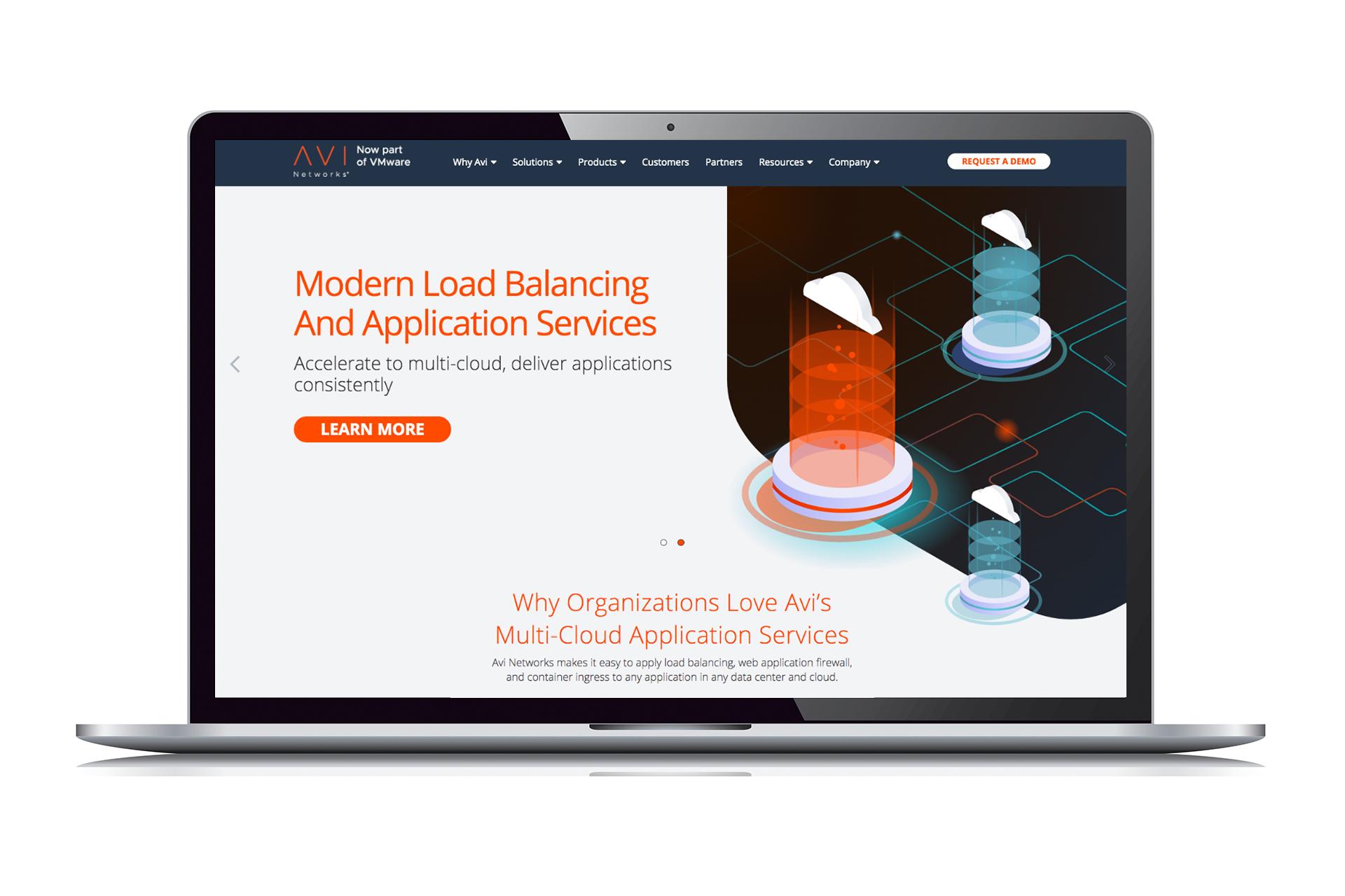 AviNetworks.com Home Page