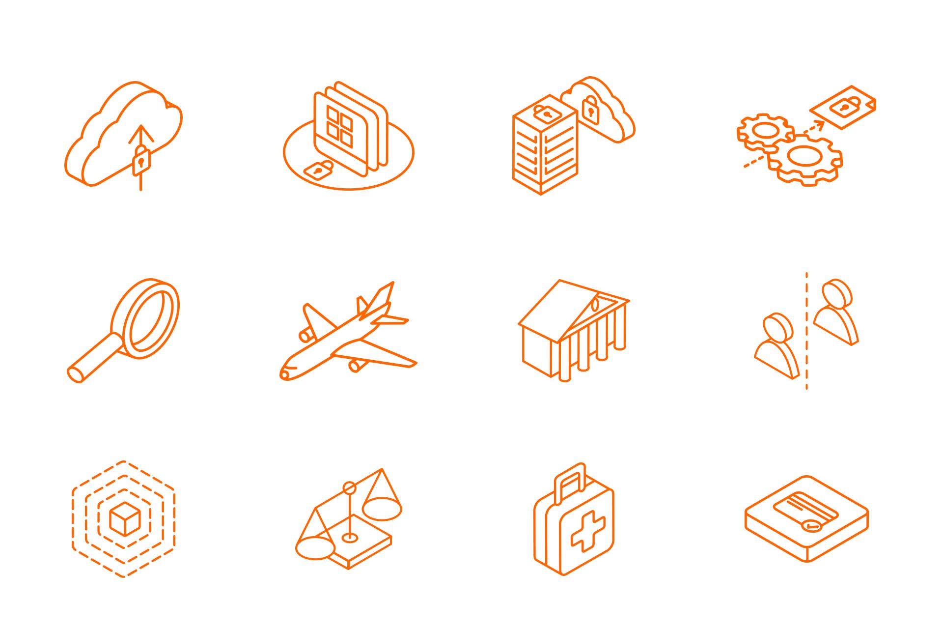 Illumio Iconography